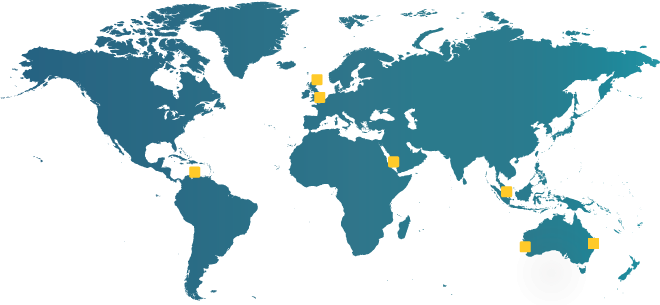 Airpac World Map