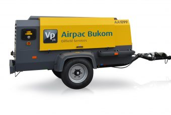 New Variable Pressure 400 scfm Air Compressors Now Available for Rental from Airpac Bukom